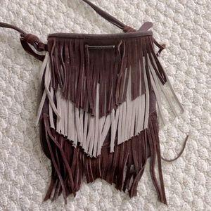 Roxy shoulder purse
